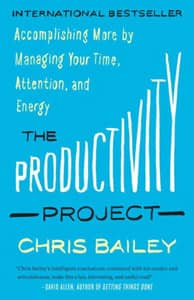 The Productivity Project (Chris Bailey)